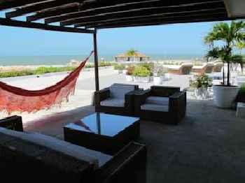 Penthouse Caribbean View, Cartagena 201