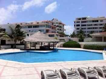 Cancun Condo Rent 201