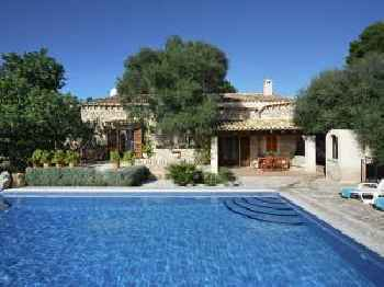 Luxurious Mansion with Private Pool in Sineu Majorca 220