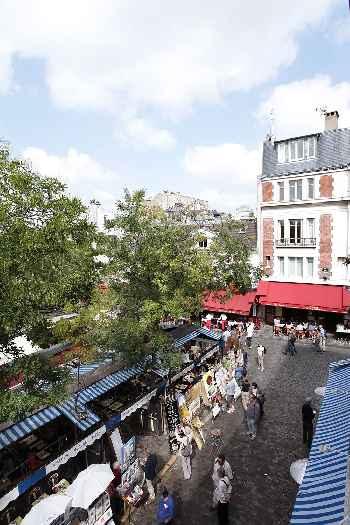 Piso en París en Place du Teatre