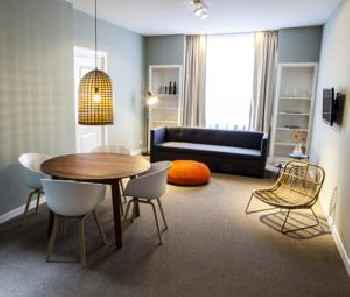 Apartments Prinsengracht 201
