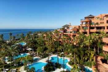 Bahía Beach Apartments Estepona