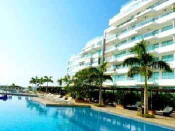 Apartamentos Suiteline Master – Frente al Mar 201