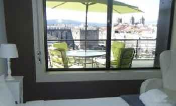 Penthouse historical center Braga 201