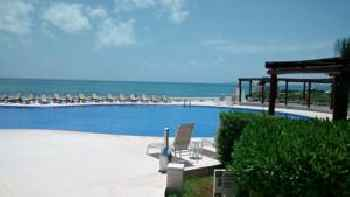 One bedroom condo on the beach at Amara Cancun 201