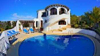 La Madrugada - Luxury Moraira Villa With Sea Views and Private Heated Pool 213