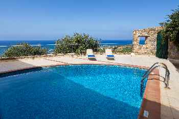 Total Privacy and Isolation at Artemis Villa, near Elafonissi