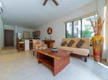 Private pool Access 2BR condo in the best location in Tulum by Happy Address 201