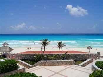 Apartment Ocean Front Cancun 219