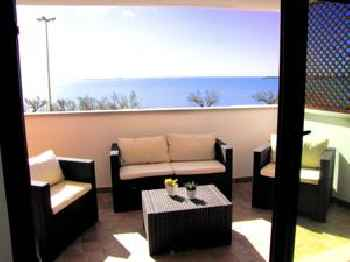 Aura CaseSicule, only for Sea View Lovers, Modern Style Apartment in City Center, Wi-Fi 201