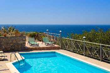 Amazing Sea Views & Far Away From City Noise at Villa Livadia