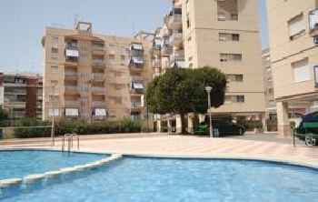 One-Bedroom Apartment Santa Pola with an Outdoor Swimming Pool 05 201