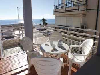 Two-Bedroom Apartment Santa Pola with Sea view 07 201