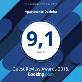 Apartments Darinka 201