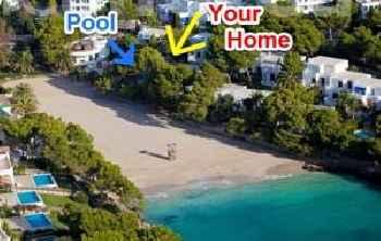 Beach Suite Playa Cala dor 201