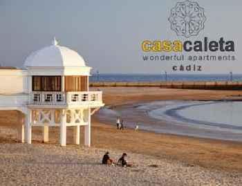 Casa Caleta Beach Cadiz