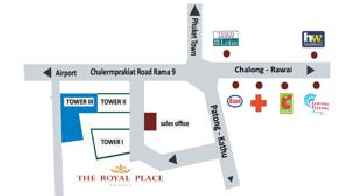 Royal Place Condominium 201