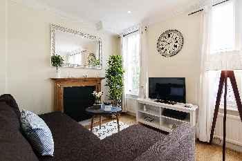 Apartamento para 6 en West Brompton