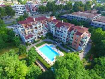 Varna Inn Sea Park Apartments 201