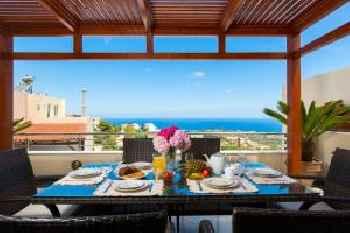 Azure Sea View Villa 213