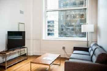 Cornsilk Apartment