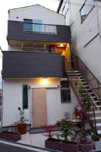 Hammock House Osaka 201