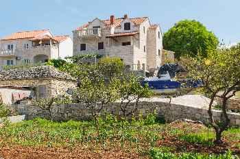 Apartment Katija A2 Postira, Island Brac