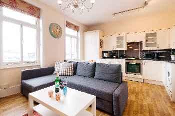 Apartamento en West Kensington para 6