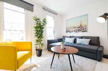 Apartamento para 6 en zona Fulham