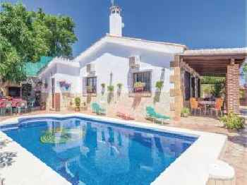 Holiday Home Mijas with a Fireplace 06 220
