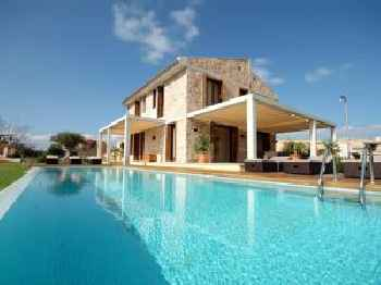 Villa Barcares Gran for 10, pool, gym and close to beach 213