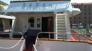 Yacht Sarah Venezia 215