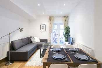 Apartamento en zona Fulham de Londres