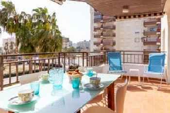 Apartamento Playa Gandía Bellavista 201