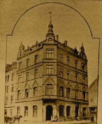 Moderne Wohnung in historischem BVB-Gründungshaus 9 201