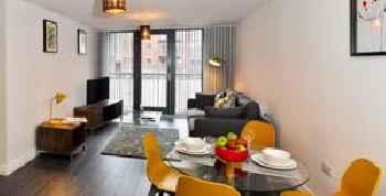 UR STAY Apartments Birmingham - Jewellery Quarter 201