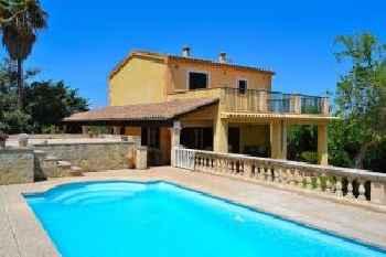 Villa Son Rossinyol, Sineu 128 213