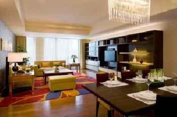 The Sandalwood Beijing Marriott Executive Apartments 219