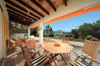 Lovely Villa In Excellent Location, Close To Pollensa