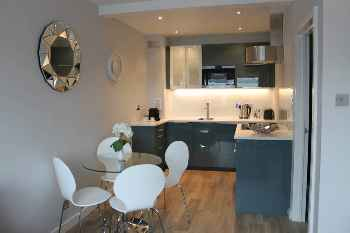 Designer Flat Close To Oxford Street