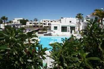 Apartamentos las Acacias 201