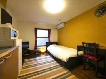 Apartment Sun Bright Shinagawa 201