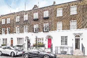 london Holiday Townhouse BL59284202904 9952