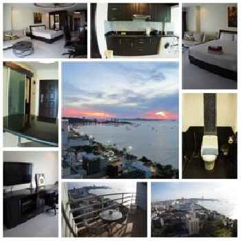 View Talay 6 Pattaya Beach Condo by Cando