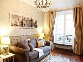 Beautiful and Chic 1BR in the heart of Ternes