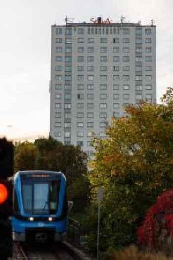 Forenom Aparthotel Stockholm Alvik 219