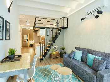 Urban District Apartments - Marina Vintage Exclusive Loft B
