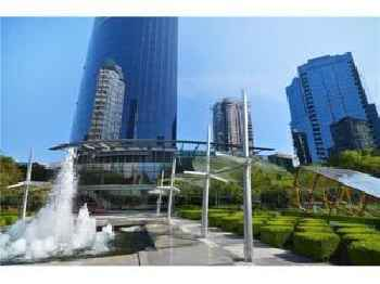 Air-Conditioned Five Star Apartment at Vancouver Wall Center Complex 201