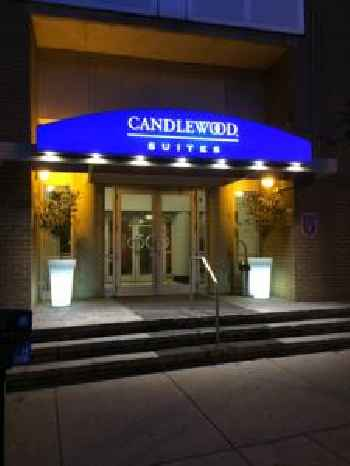 Candlewood Suites Montreal Downtown Centre Ville 219