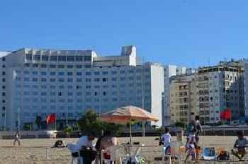 Beach apartment Tangier 201